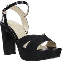 Topánky Ženy Sandále Grace Shoes JN 103 čierna
