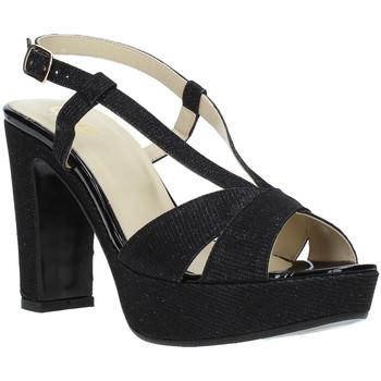 Topánky Ženy Sandále Grace Shoes JN 122 čierna