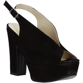 Topánky Ženy Sandále Grace Shoes TQ 107 čierna