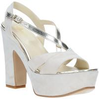 Topánky Ženy Sandále Grace Shoes TQ 126 Béžová