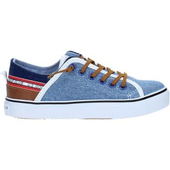 Topánky Deti Nízke tenisky U.s. Golf S19-SUK407 Modrá