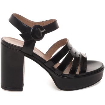 Topánky Ženy Sandále Janet Sport 43875 čierna