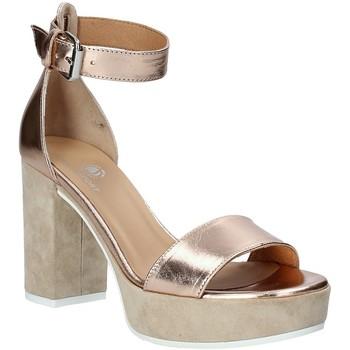 Topánky Ženy Sandále Janet Sport 43885 Ružová