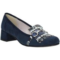 Topánky Ženy Mokasíny Grace Shoes 171002 Modrá