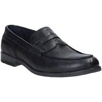 Topánky Muži Mokasíny Rogers CP 06 Modrá