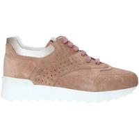 Topánky Ženy Členkové tenisky Triver Flight 198-10B Ružová
