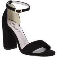 Topánky Ženy Sandále Grace Shoes 018N001 čierna