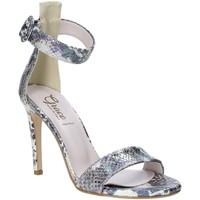 Topánky Ženy Sandále Grace Shoes 018SP022 Striebro