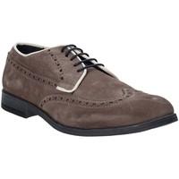 Topánky Muži Mokasíny Rogers CP 07 Hnedá
