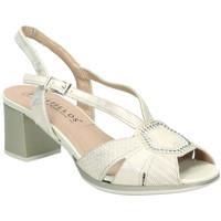 Topánky Ženy Sandále Pitillos 5560 Zlato