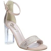 Topánky Ženy Sandále Grace Shoes 018TR003 Béžová
