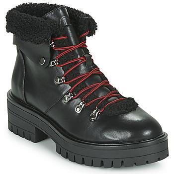 Topánky Ženy Polokozačky Emmshu ESIDAVER Čierna