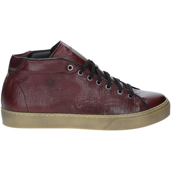 Topánky Muži Členkové tenisky Exton 481 Červená