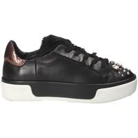 Topánky Ženy Nízke tenisky Janet Sport 42729 čierna