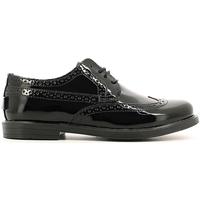 Topánky Deti Derbie Melania ME6013F6I.A čierna