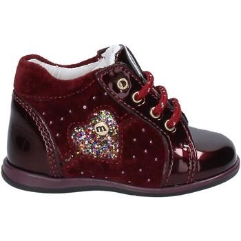Topánky Deti Polokozačky Melania ME0134A7I.C Červená