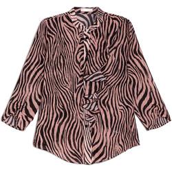 Oblečenie Ženy Košele a blúzky NeroGiardini E063181D čierna