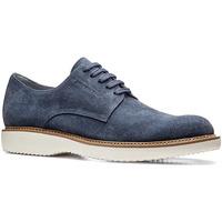 Topánky Muži Derbie Stonefly 110688 Modrá