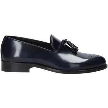 Topánky Muži Mokasíny Rogers 603 Modrá