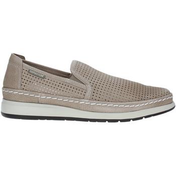 Topánky Muži Slip-on Mephisto P5126474 Béžová