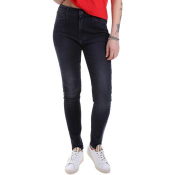Oblečenie Ženy Rifle Slim  Calvin Klein Jeans J20J213157 čierna