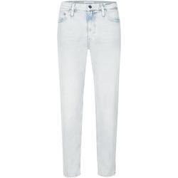 Oblečenie Ženy Rifle Slim  Calvin Klein Jeans J20J213331 Modrá