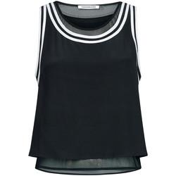 Oblečenie Ženy Blúzky Calvin Klein Jeans J20J213621 čierna