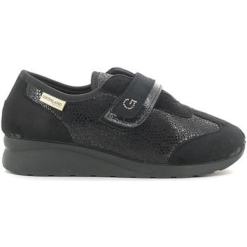 Topánky Ženy Nízke tenisky Grunland SC2920 čierna