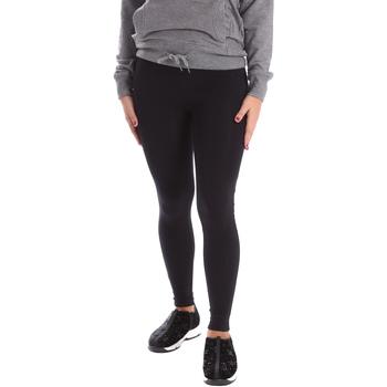 Oblečenie Ženy Legíny Key Up 5LI22 0001 čierna