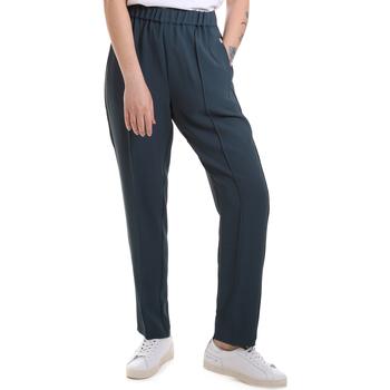 Oblečenie Ženy Nohavice Chinos a Carrot Calvin Klein Jeans K20K201715 Zelená