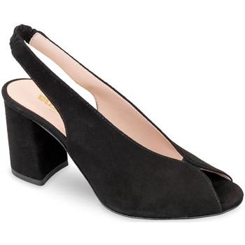Topánky Ženy Sandále Valleverde 29201 čierna