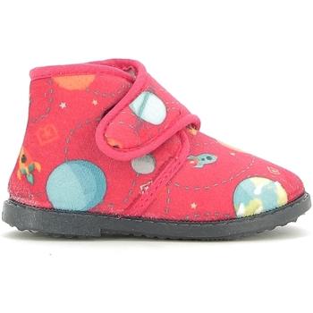 Topánky Deti Papuče Blaike BI010003S Červená