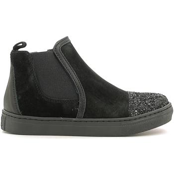 Topánky Deti Členkové tenisky Holalà HS050009L čierna