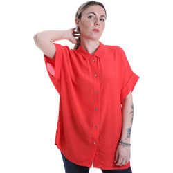 Oblečenie Ženy Košele a blúzky Calvin Klein Jeans K20K201950 Červená