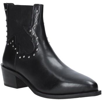 Topánky Ženy Čižmičky Apepazza 9FCLM05 čierna