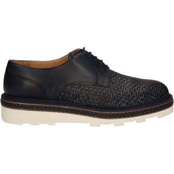 Topánky Muži Derbie Rogers SIMO Modrá