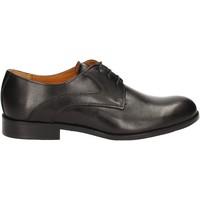 Topánky Muži Derbie Rogers 9949A čierna