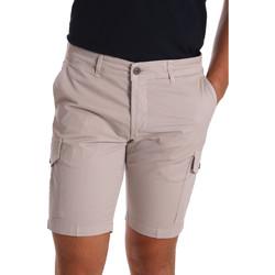 Oblečenie Muži Šortky a bermudy Sei3sei PZV130 7148 Béžová