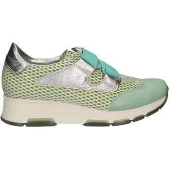 Topánky Ženy Nízke tenisky Keys 5183 Zelená