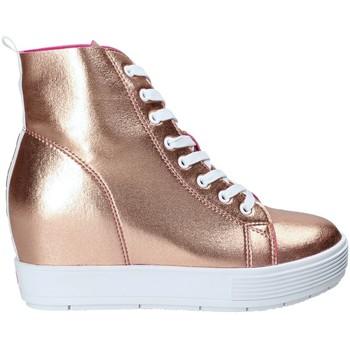 Topánky Ženy Členkové tenisky Fornarina PE17MJ9543I091 Ružová