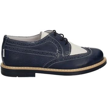 Topánky Deti Derbie Melania ME2045D7E.I Modrá