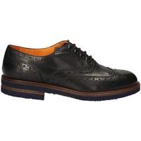 Topánky Muži Derbie Rogers 353-69 čierna