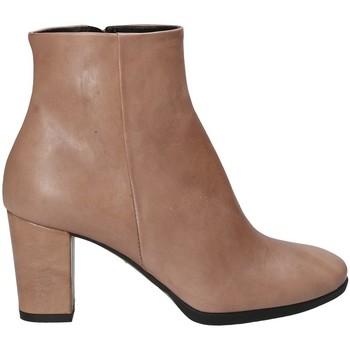 Topánky Ženy Čižmičky Mally 3111 Ružová