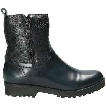 Topánky Ženy Čižmičky Mally 4645SM čierna