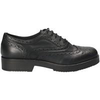 Topánky Ženy Richelieu Mally 4704S čierna