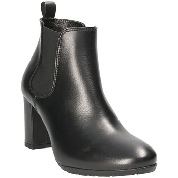 Topánky Ženy Čižmičky Mally 5500S čierna