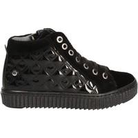 Topánky Deti Členkové tenisky Melania ME6073F7I.A čierna