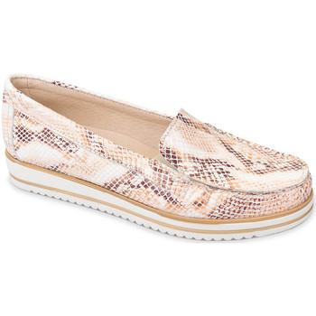 Topánky Ženy Mokasíny Valleverde 11108 Oranžová