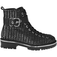 Topánky Ženy Čižmičky Elvio Zanon I6508N čierna