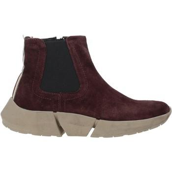 Topánky Ženy Čižmičky The Flexx E0512_18 Červená